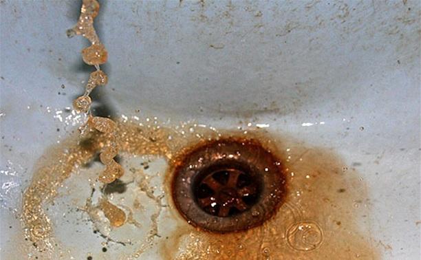 В Северо-Задонске Тульской области сгнило около 90% труб