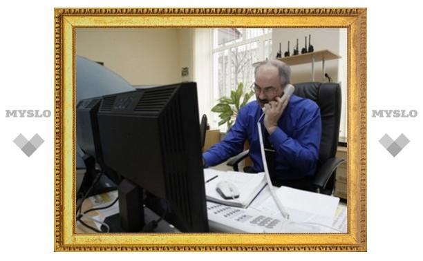 В Туле появится единый телефон службы спасения