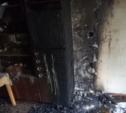 На пожаре в Щекине погиб пенсионер