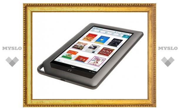 Barnes&Noble начала отгрузки читалки Nook Color