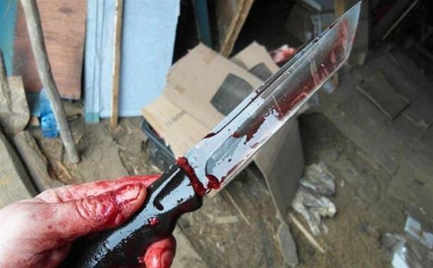 Два туляка жестоко избили и зарезали девушку