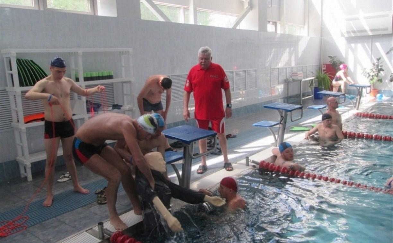 Тульские спасатели готовятся к пляжному сезону