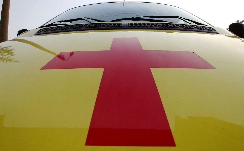 В Тульской областной больнице из окна отделения выпал пациент