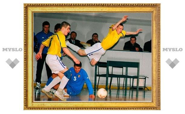 В Туле продолжится чемпионат области по мини-футболу