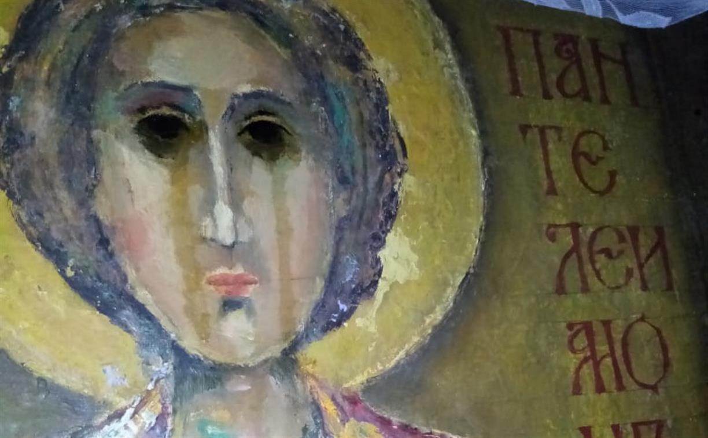 В Урусовском храме Тульской области сообщают о мироточении икон с начала пандемии