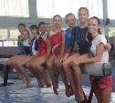 Тульские гимнастки выступили в Сочи отлично