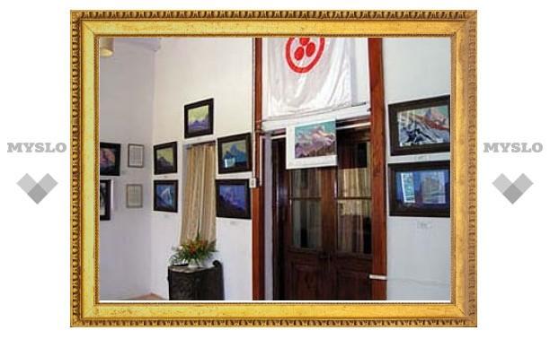 Грабитель напал на галерею Рериха в Индии