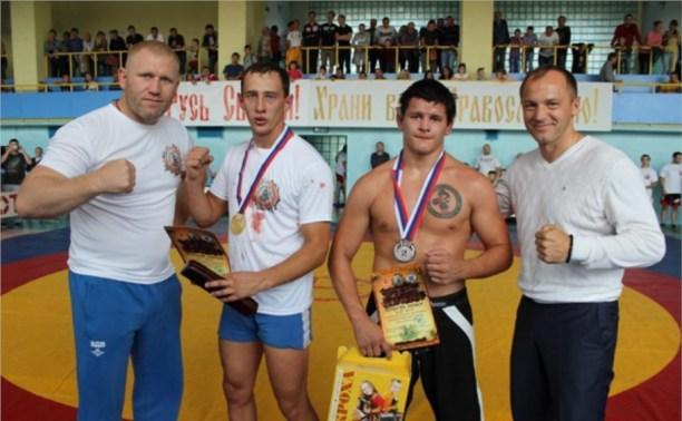 Узловские спортсмены стали лучшими в «Куликовской битве»