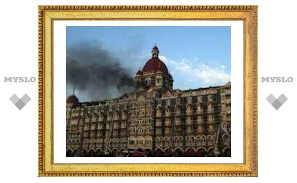 "Около отеля ""Тадж Махал"" в Мумбаи найдено 8 килограммов гексогена"
