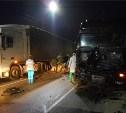На трассе «Дон» женщина погибла в аварии с фурой