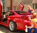 Сухая мобильная мойка поможет содержать автомобиль в чистоте