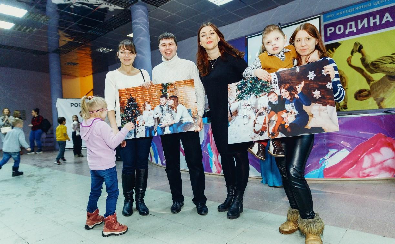 В Туле прошла благотворительная фотосессия для особых детей