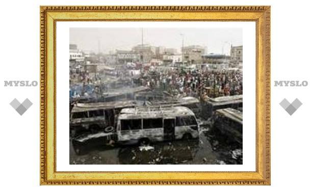 За день в Багдаде погибли почти 200 человек