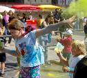 В Туле прошел фестиваль красок на Казанской набережной: фоторепортаж