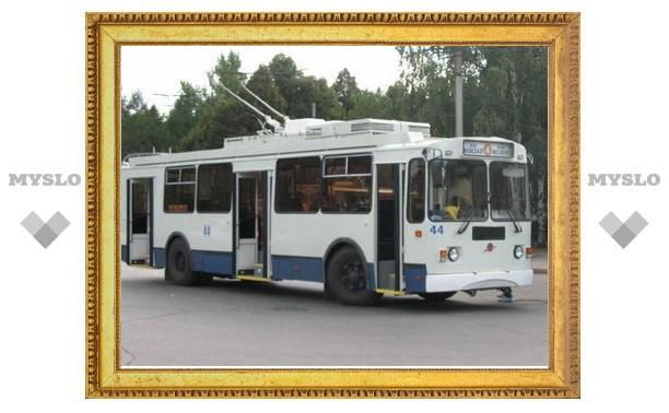 Троллейбусы №6 и 7 меняют маршрут