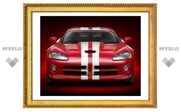 Dodge Viper SRT10 ACR подешевел на 12 000 долларов