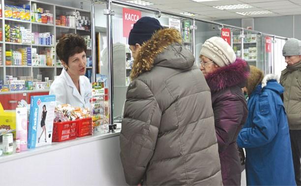 В России могут разрешить продавать лекарства поштучно