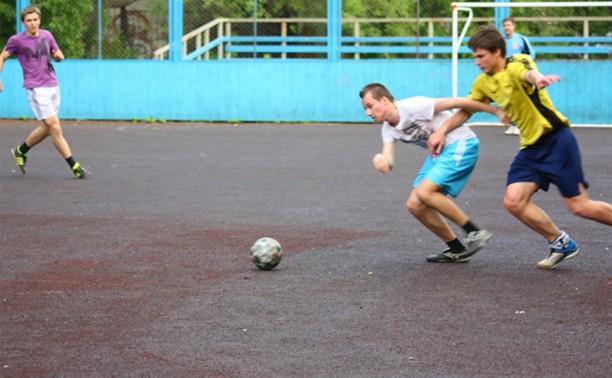 Тульская «Надежда» и новомосковский «Витязь» разгромили соперников