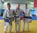 Тульские дзюдоисты завоевали медали в Орле, Липецке и Санкт-Петербурге
