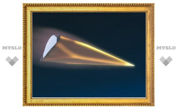 DARPA рассказало о втором полете гиперзвукового аппарата