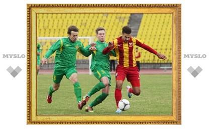 Тульский «Арсенал» мчится в ФНЛ