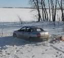 В Куркинском районе ВАЗ улетел в кювет: пострадали два человека