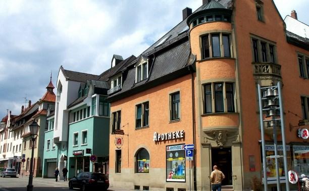 Юные туляки посетили город-побратим Филлинген-Швеннинген