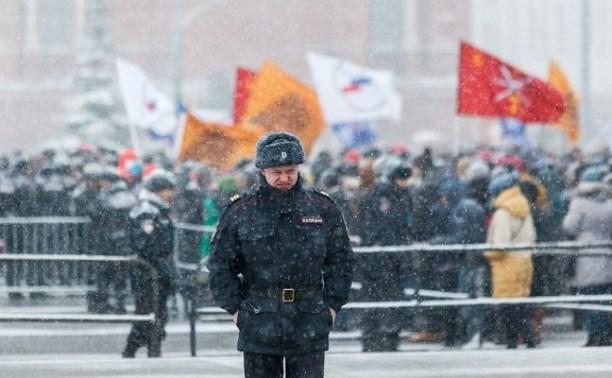 На выходных синоптики обещают в Туле дождь со снегом