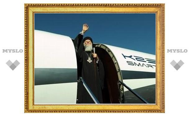 Завершился визит Патриарха Константинопольского Варфоломея в Русскую Православную Церковь