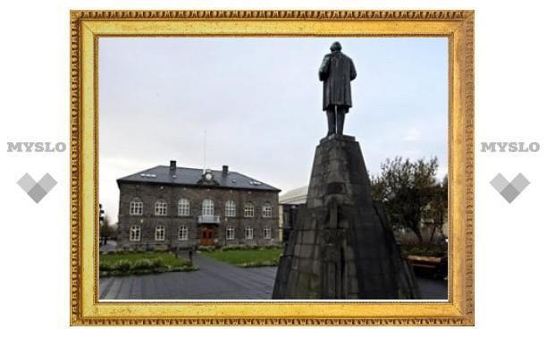 Исландия решила войти в Евросоюз