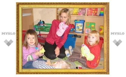 Туляки смогут расплатиться материнским капиталом за детский сад