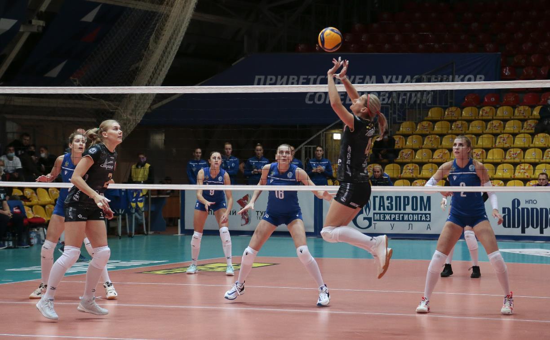 «Тулица» сыграла с лидером Суперлиги – краснодарским «Динамо»: фоторепортаж