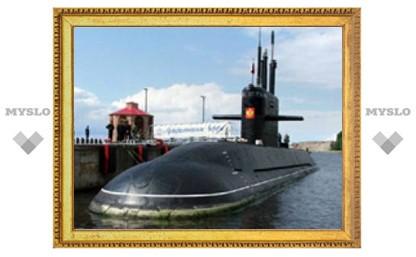Новомосковцы служат на атомном крейсере