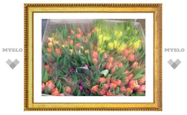 К 8 Марта в Туле подорожали цветы