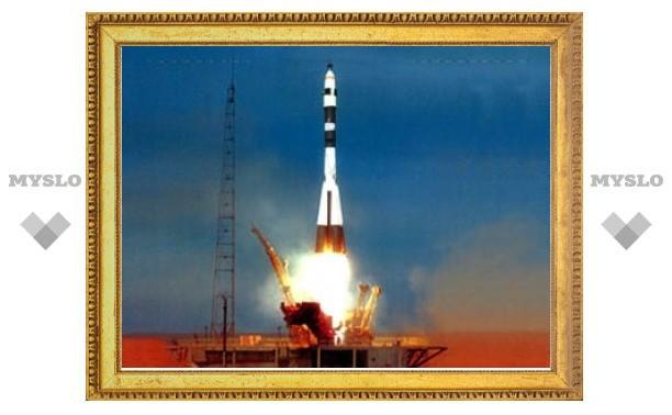 Россия запустила военный спутник