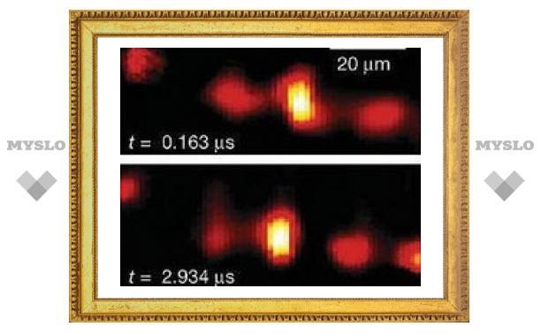 Физики создали сверхбыструю цифровую камеру