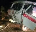 Под Тулой в ДТП со скорой помощью один человек погиб и четверо пострадали