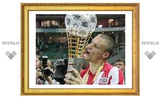Победителем Кубка РЖД стал чемпион Голландии