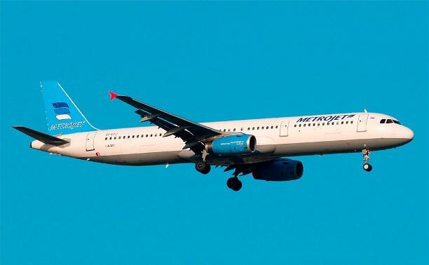 В Египте разбился российский самолет А-321