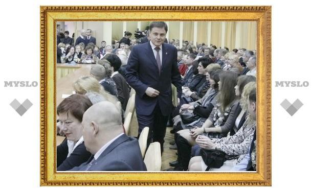 Владимир Груздев принял участие в гражданском форуме