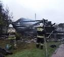 В Заокском районе под завалами сгоревшего дома обнаружен труп