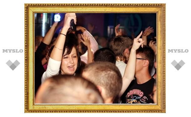 Тульских клабберов приглашают на КиноКлуб party