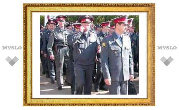 В Туле усилили милицейские наряды