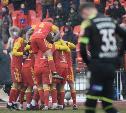 «Арсенал» прервал серию неудач и победил ЦСКА в напряженном матче – 2:1