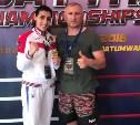 Тулячка взяла золото в мировом первенстве по тайскому боксу