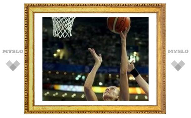 Тульские баскетболистки дважды победили