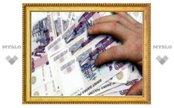 Под Тулой начальник цеха присвоил себе около 200000 рублей