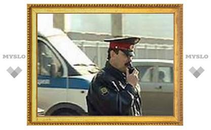 За неделю в Туле произошло 50 преступлений