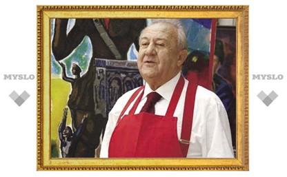 В Туле откроется выставка работ Зураба Церетели