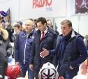 Роман Ротенберг: «Развитие хоккея начинается с регионов»